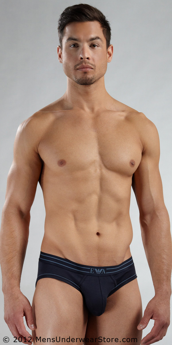 Emporio Armani Cotton Stretch Brief