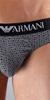 Emporio Armani Cotton Stretch Dots Brief