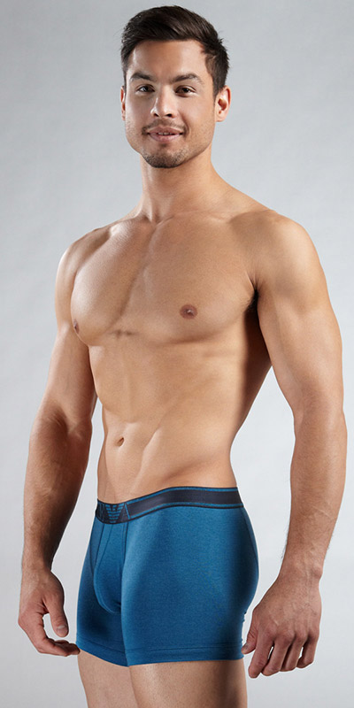 Emporio Armani Cotton Modal Boxer Brief