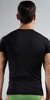 Emporio Armani Microfiber Stretch Basic Short Sleeve V-Neck