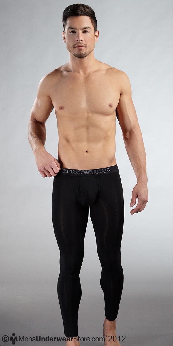 Emporio Armani Modal Legging