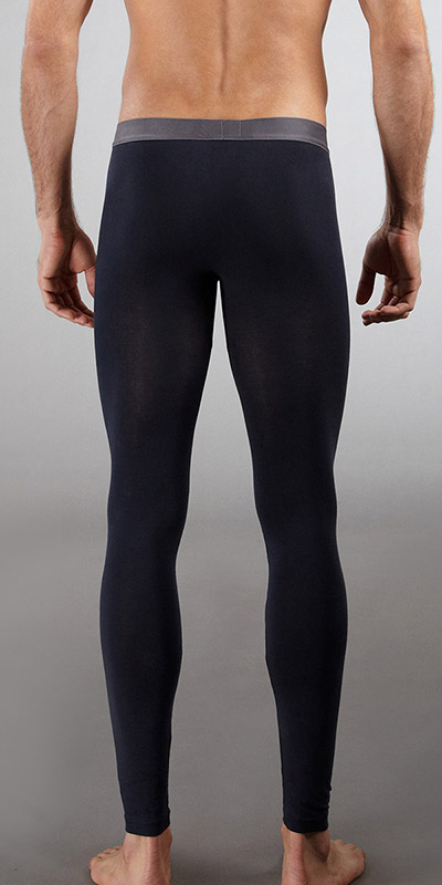 Emporio Armani Cotton Stretch Basic Legging