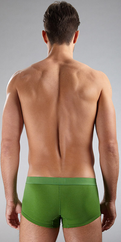 Emporio Armani Contrast Colour Stretch Cotton Trunk