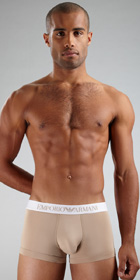 Emporio Armani Microfiber Stretch Trunk