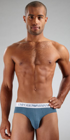 Emporio Armani Stretch Cotton Brief