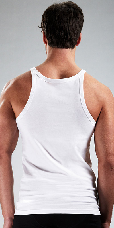 Emporio Armani Genuine Cotton 3-Pack Tank