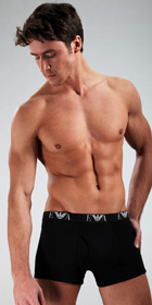 Emporio Armani Genuine Cotton 3-Pack Trunk