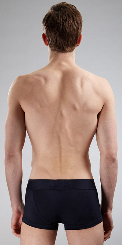 Emporio Armani Stretch Cotton Trunk