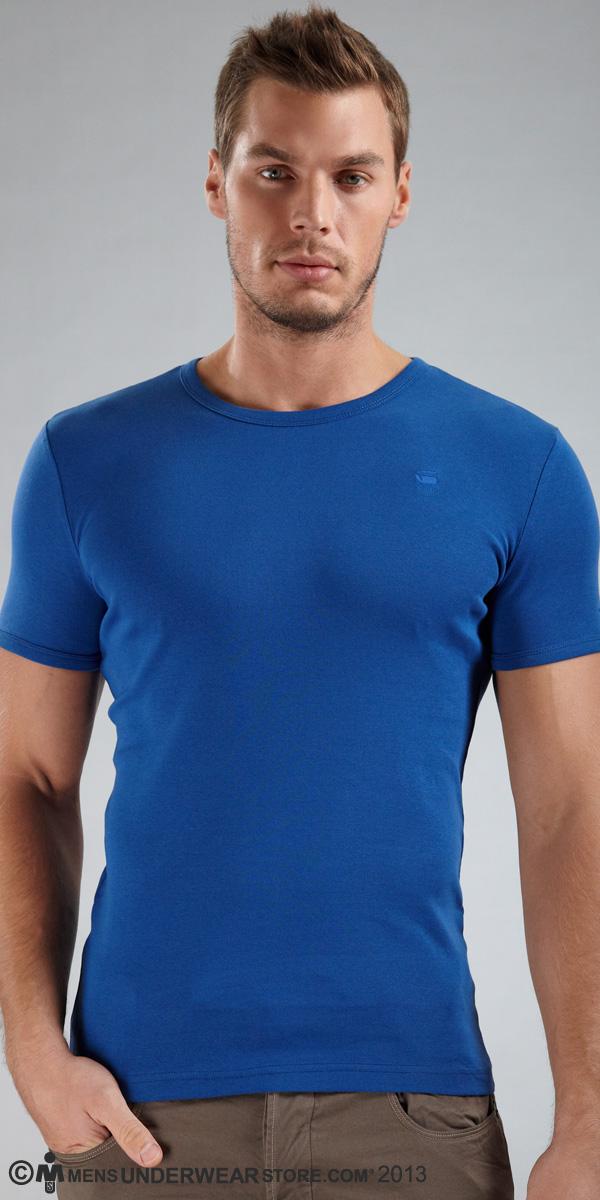 G-Star RAW Crew 2-Pack Short Sleeve Shirt