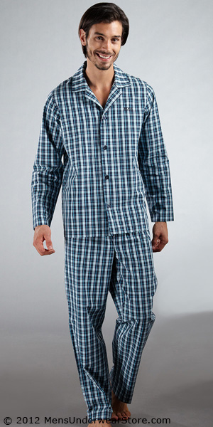 HUGO BOSS Innovation Pajama Set Woven