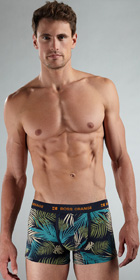 BOSS Orange Palms Boxer Trunk