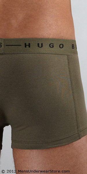 HUGO BOSS Cotton Stretch Speed Boxer