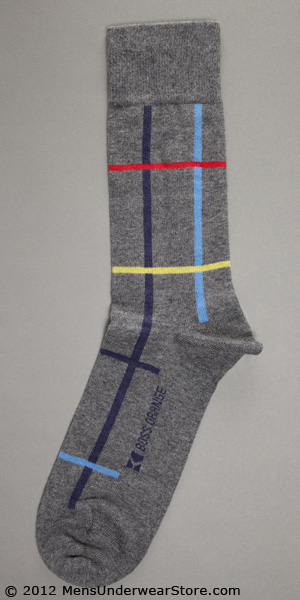 HUGO BOSS Soft Cotton Sock