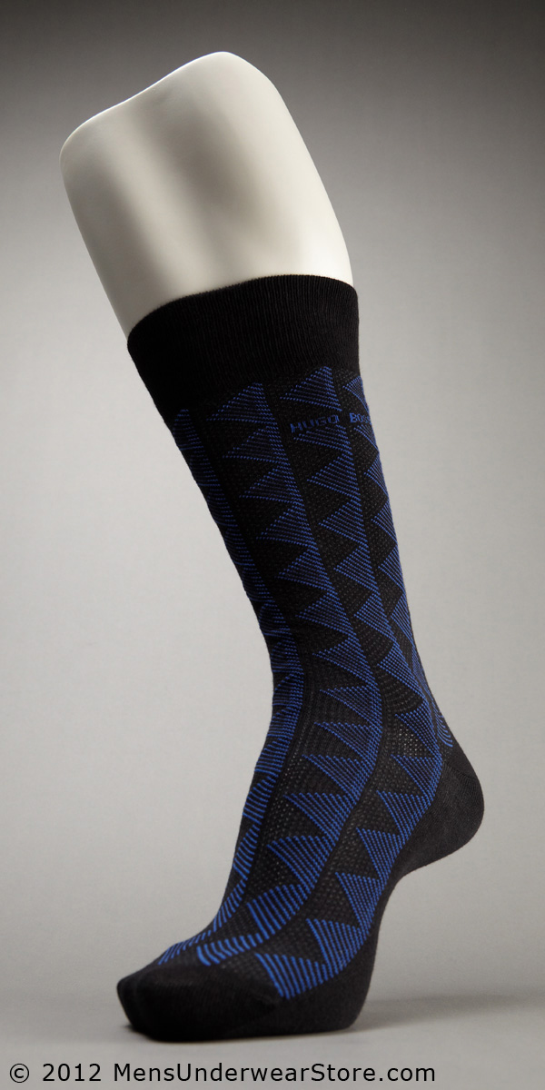 HUGO BOSS Soft Cotton Modal Sock