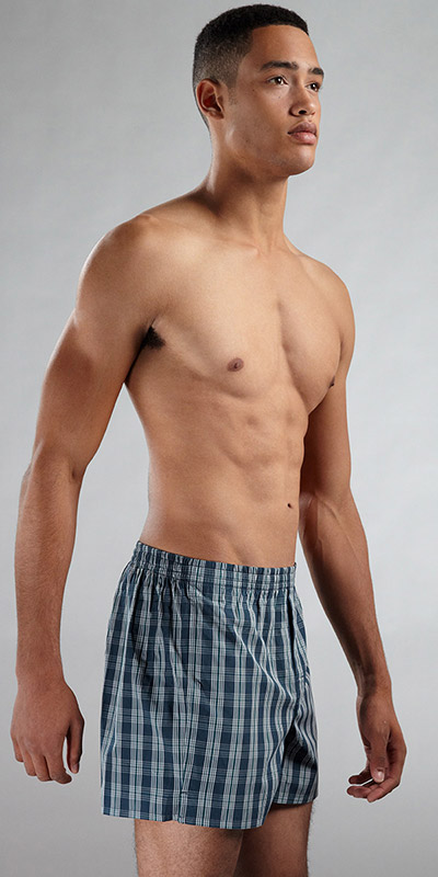 HUGO BOSS Innovation Woven Boxer