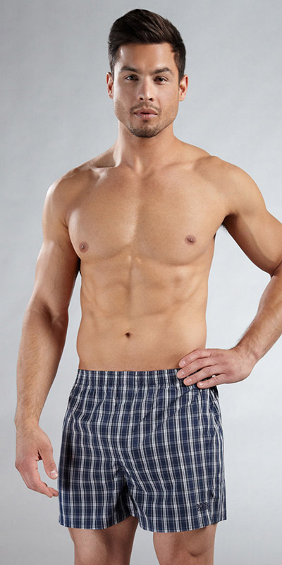 HUGO BOSS Innovation 2 Woven Boxer