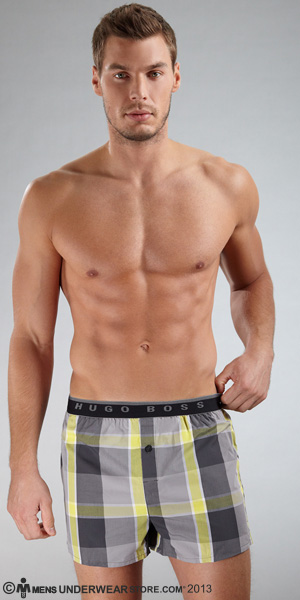 HUGO BOSS Innovation 1 Woven Boxer
