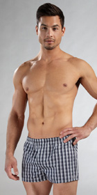 HUGO BOSS Innovation 3 Woven Boxer