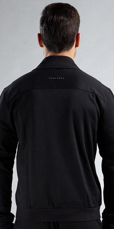 HUGO BOSS Innovation 6 Zip Jacket