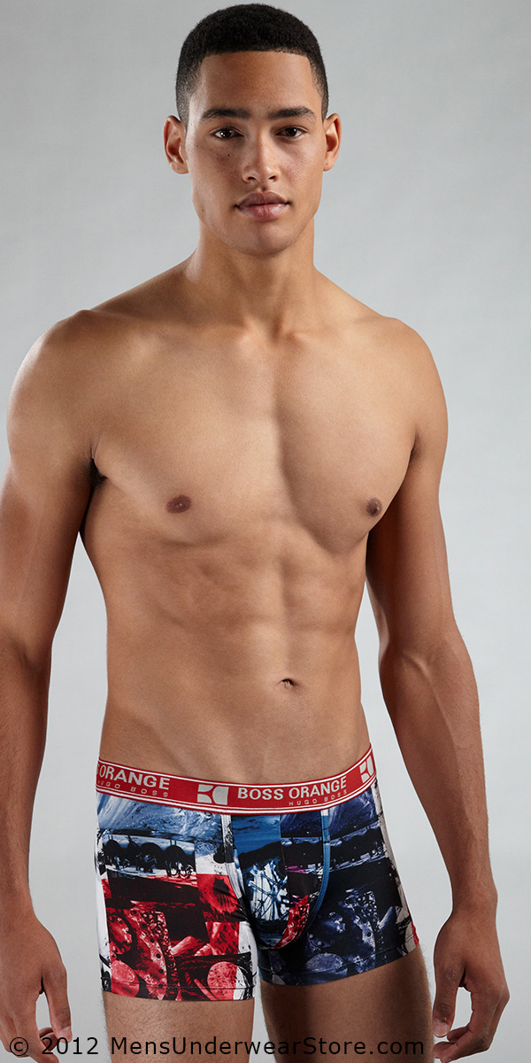 BOSS Orange Innovation Boxer Trunk