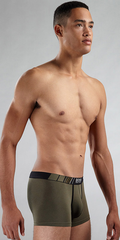 HUGO BOSS Innovation 5 Boxer Trunk