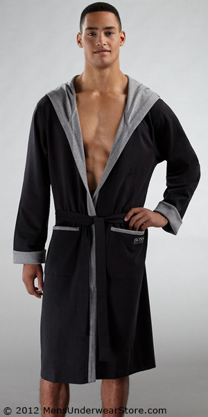 HUGO BOSS Innovation Hooded Robe