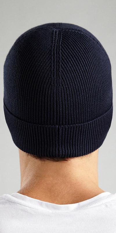 HUGO BOSS Ribbed Cap