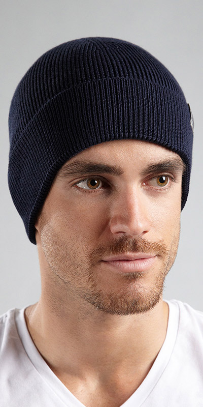 HUGO BOSS Ribbed Cap
