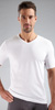 HUGO BOSS Perfect Cotton V-Neck T-Shirt 3-Pack