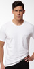 HUGO BOSS Cotton Stretch Short Sleeve Shirt 2-Pack