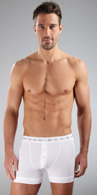 HUGO BOSS ORIGINAL Button Front Boxer Brief