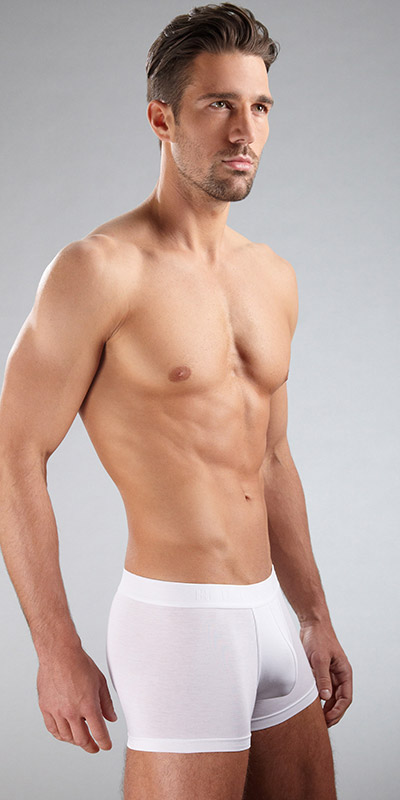 HUGO BOSS BALANCE Pima Trunk