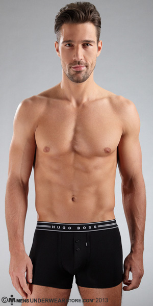 HUGO BOSS ULTRA SOFT Micromodal Button Trunk