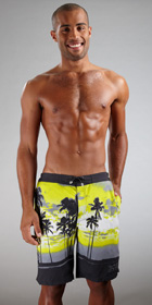 HUGO BOSS Innovation 22 Waryfish Board Shorts