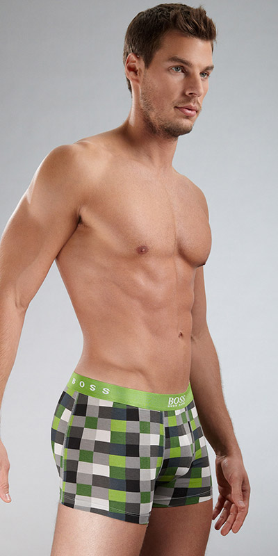 HUGO BOSS Innovation 1 Boxer Trunk