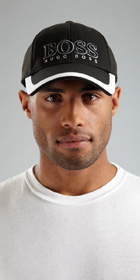HUGO BOSS Golf Hat Tech Fabric