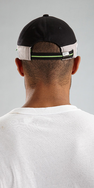 HUGO BOSS 3d Logo Golf Cap