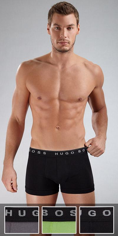 HUGO BOSS Boxer Briefs 3-Pack