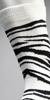 Happy Socks Zebra Sock