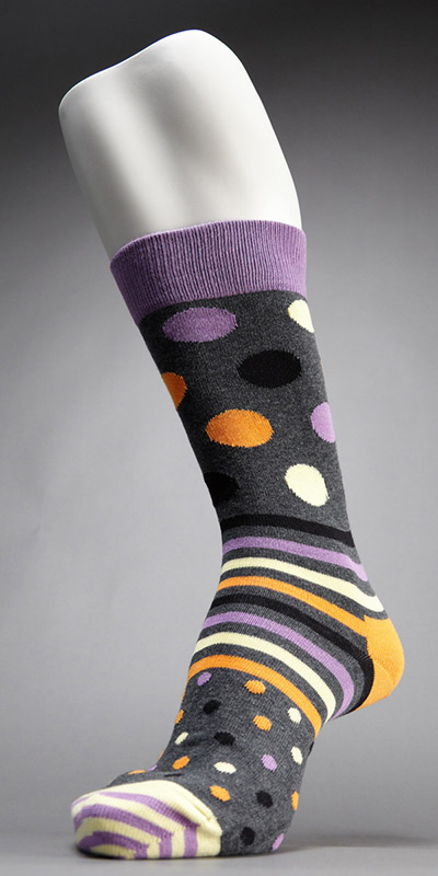 Happy Socks Dots N Stripes Sock