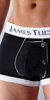 James Tudor Half Fall Trunk