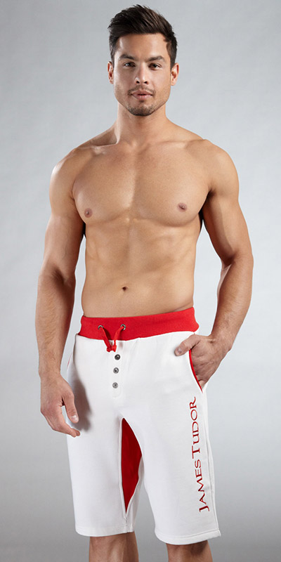 James Tudor Athletic Shorts