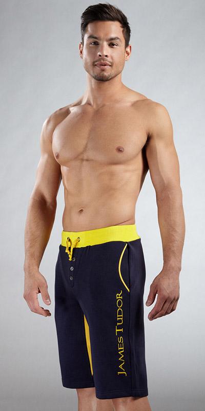 James Tudor Athletic Shorts