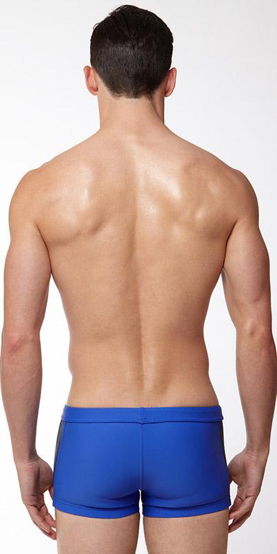 JM Waves Pouch Trunk Swimsuit