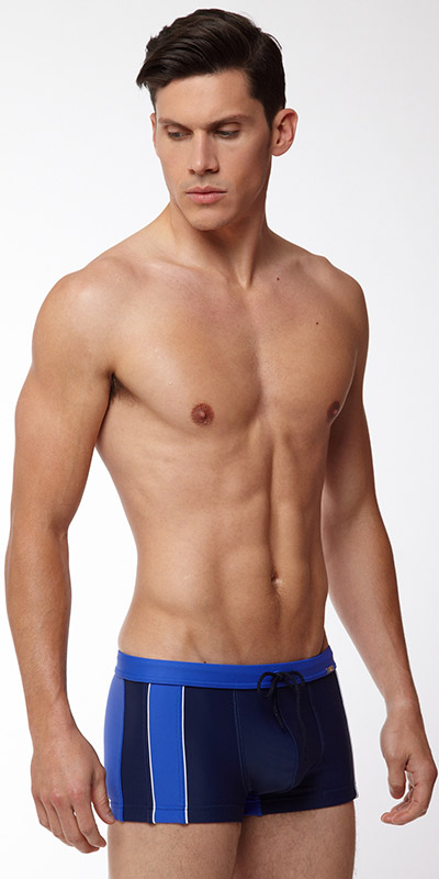 JM Waves Pouch Trunk Swimsuit
