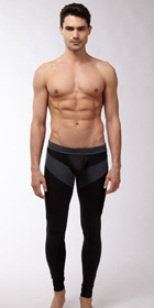 N2N Bodywear Performance X Running Pants