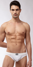 N2N Bodywear Cotton Pouch Brief