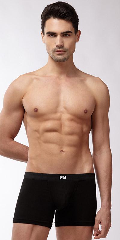 N2N Bodywear Cotton Pouch Boxer Briefs