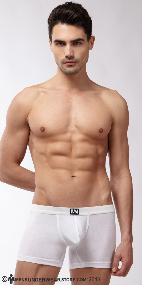 N2N Bodywear Cotton Pouch Boxer Briefs