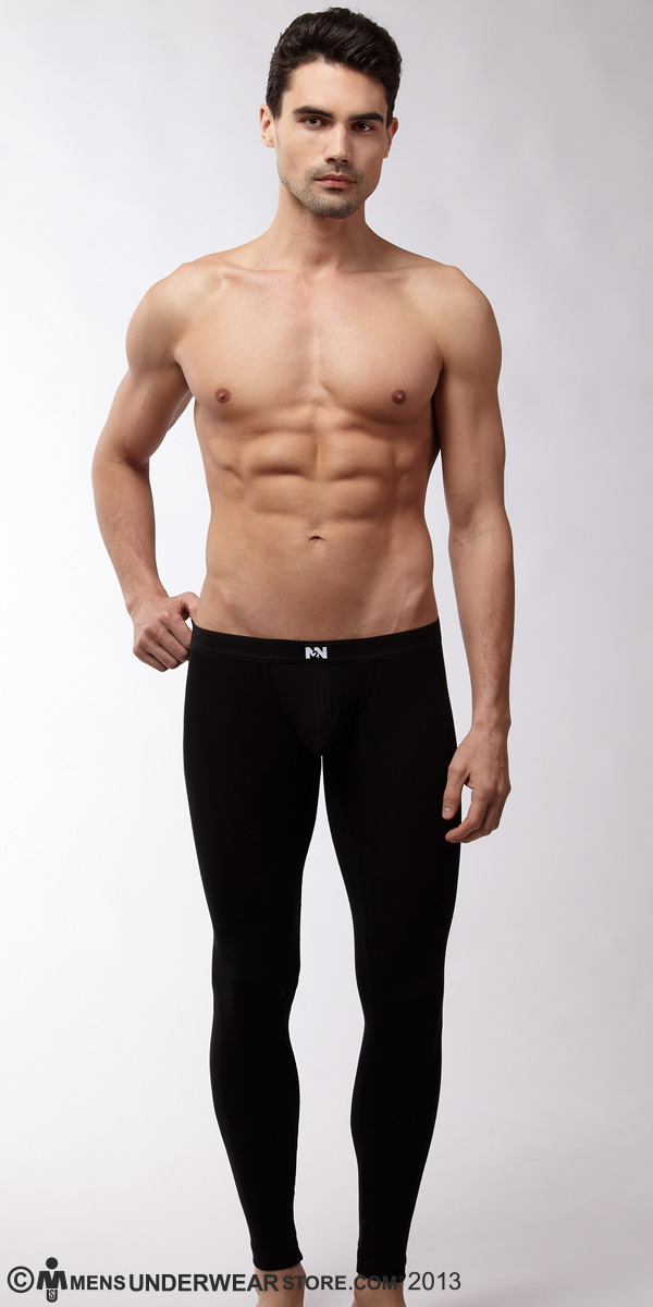N2N Bodywear Cotton Long John